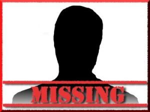 persoana disparuta