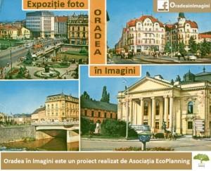 poster expozitie Oradea in Imagini