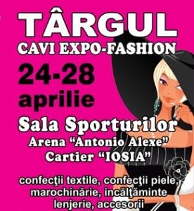 cavi expo fashion oradea 24 aprilie