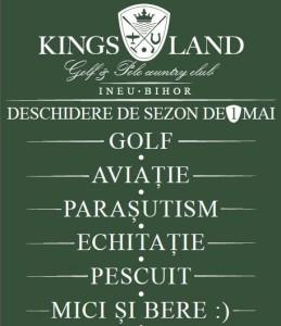kingsland 1 mai