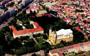 palatul baroc ovi d. pop
