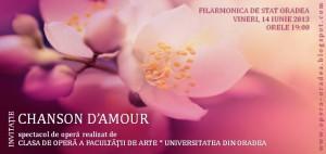 2013 06 14 Chanson d'amour - invitatie