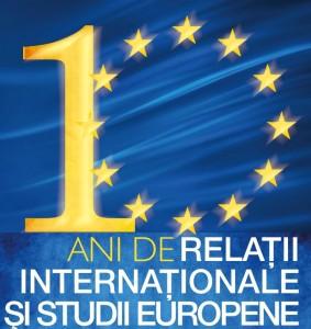 Afis aniversare Relatii Internationale