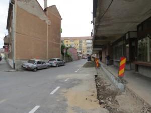 Parcari Centrul Civic