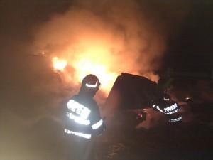 pompieri isu incendii