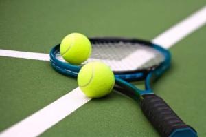 tenis minge racheta
