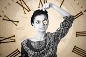Rusu Adela Lia -Cu ochii pe ceas