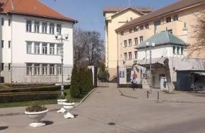 universitatea oradea intrarea