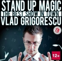 stand up magic ramada oradea