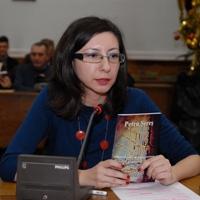 Cristina Puscas carte petru seres