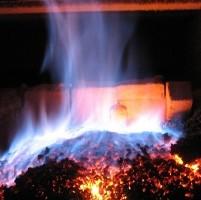 carbune-foc-lemne