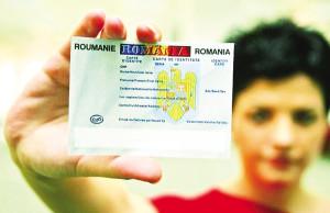 buletin romania carte de identitate
