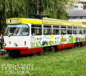tramvaiul copiilor otl