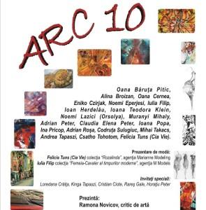 afis arc10 2014