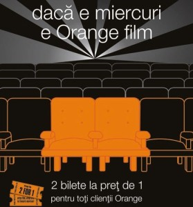 seara orange de film oradea shopping city