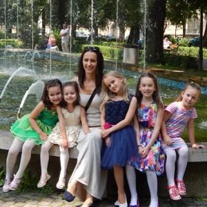 Dana Oprescu Copii Palatul Copiilor si Elevilor Oradea