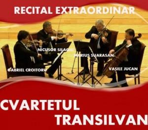 cvartetul transilvan oradea