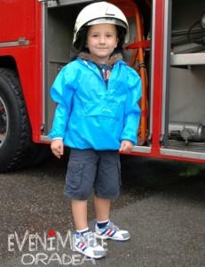 Copil Pompieri Oradea