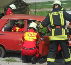pompieri SMURD Paramedic