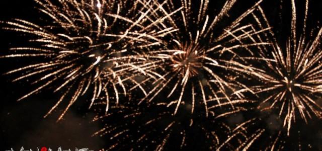 focuri de artificii