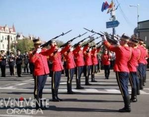 parada muzica militara