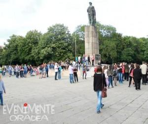statuia ostasului necunoscut parcul 1 decembrie