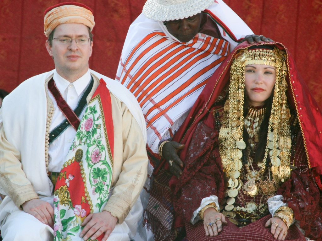 Nuntă la Midoun
