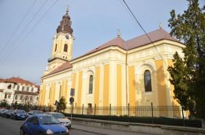 Catedrala Sfantul Nicolae Oradea