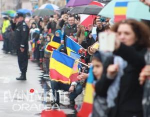 Evenimente Oradea Defilare 01 Decembrie 2014