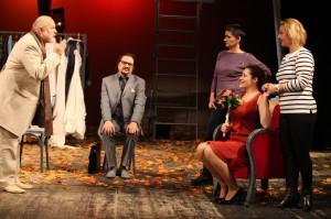 Spectacol de teatru Casatoria Teatrul Regina Maria Evenimente Oradea