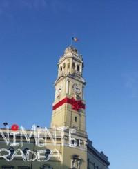 Turnul Primariei oradea fundita rosie