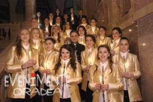 Corul de Camera Fiat Lux Oradea Dirijor Monica Antonia Nica Evenimente Oradea