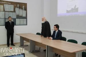 marius deaconu 100 de ani de la izbucnirea Primului Razboi Mondial Universitatea Oradea Evenimente in Oradea