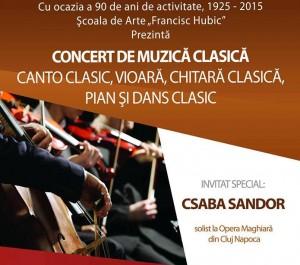 concert de muzica clasica