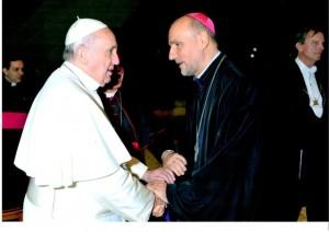 virgil bercea papa francisc
