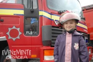 pompier fetita