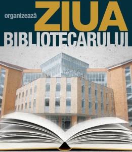Afis Ziua Bibliotecarului