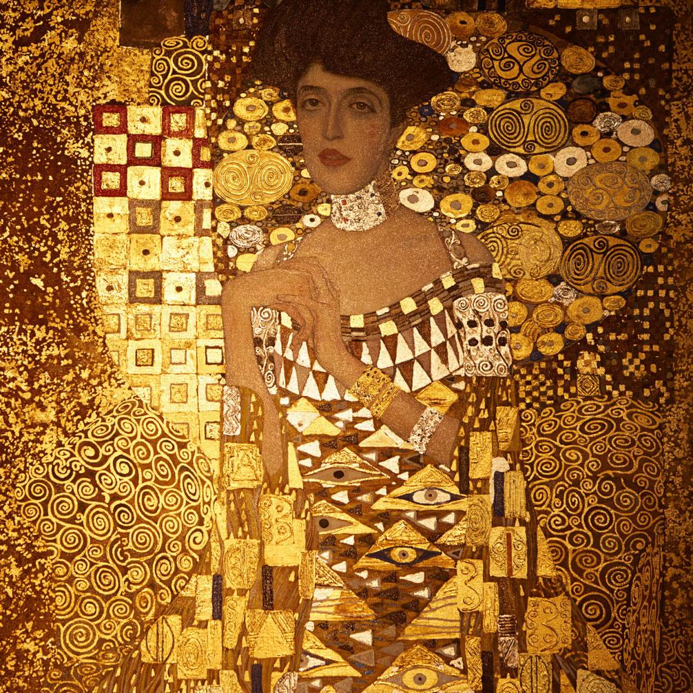 Tabloul Woman in Gold - Gustav Klimt