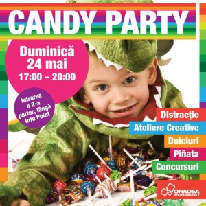 candy party 24 mai