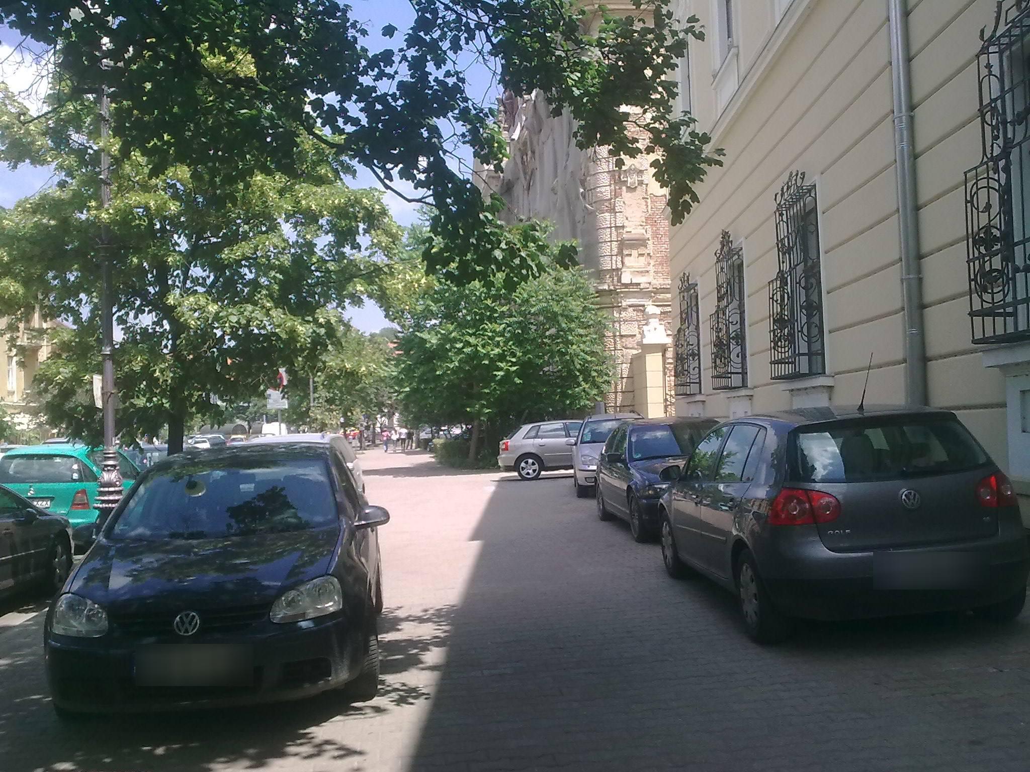 masina parcata ilegal oradea