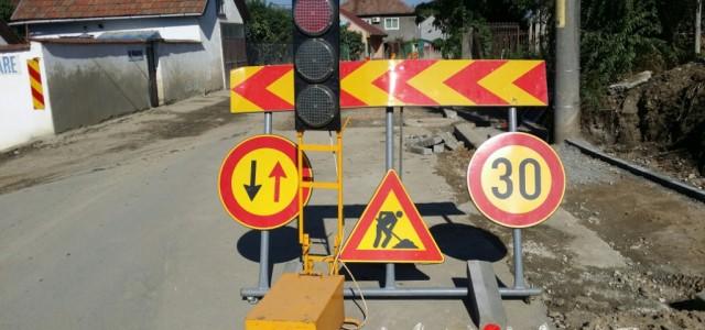 strada facliei oradea semafor