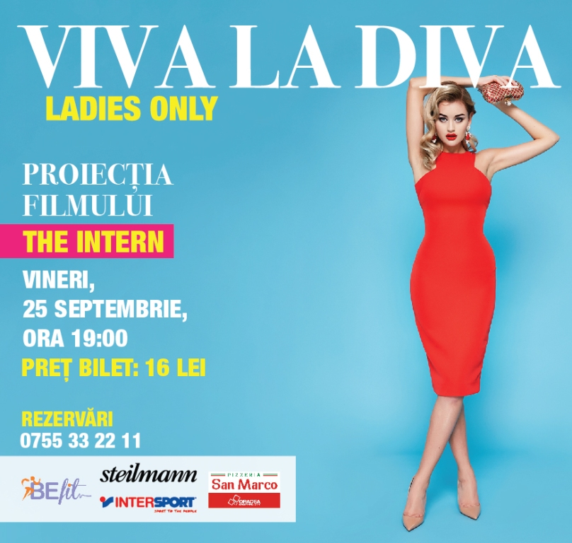 Viva La Diva Sear Extravagant De Film I Sesiuni Fashion