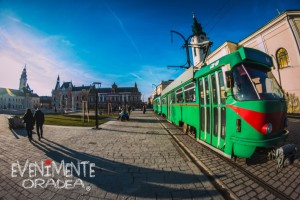 tramvai OTL Primaria Oradea