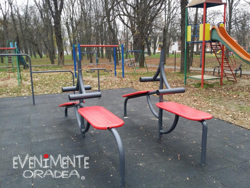 Parc Fitness Bratianu0109