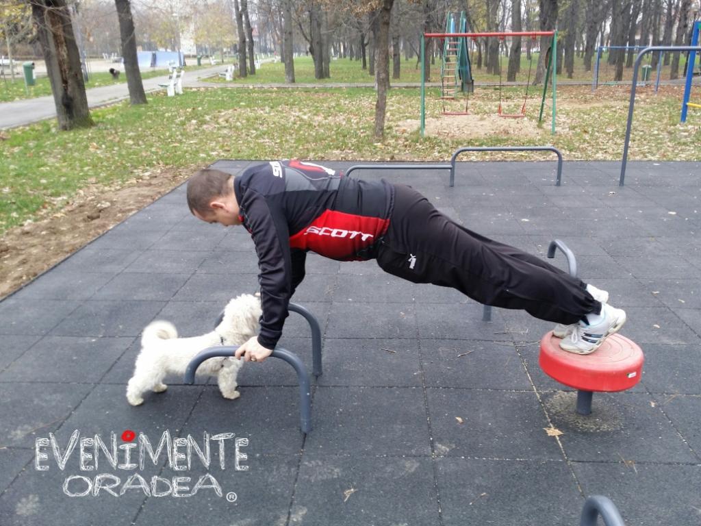 Parc Fitness Bratianu0111
