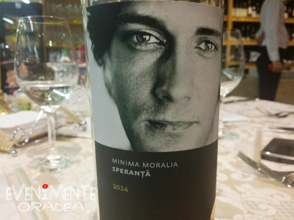 vinul rose - Minima Moralia – Speranța