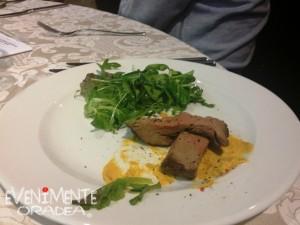 muschiulet de vita cu salata