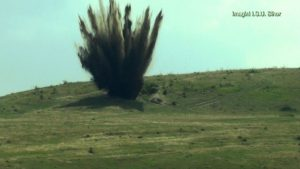 explozie bomba mierlau