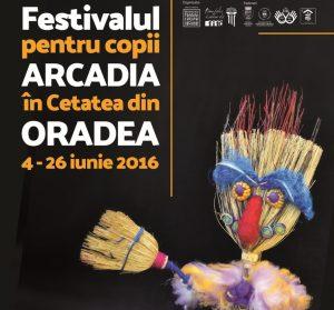oradea 2016 spectacole pentru copii