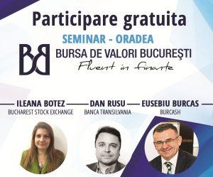 oradea 2016 bursa de valori bucurești